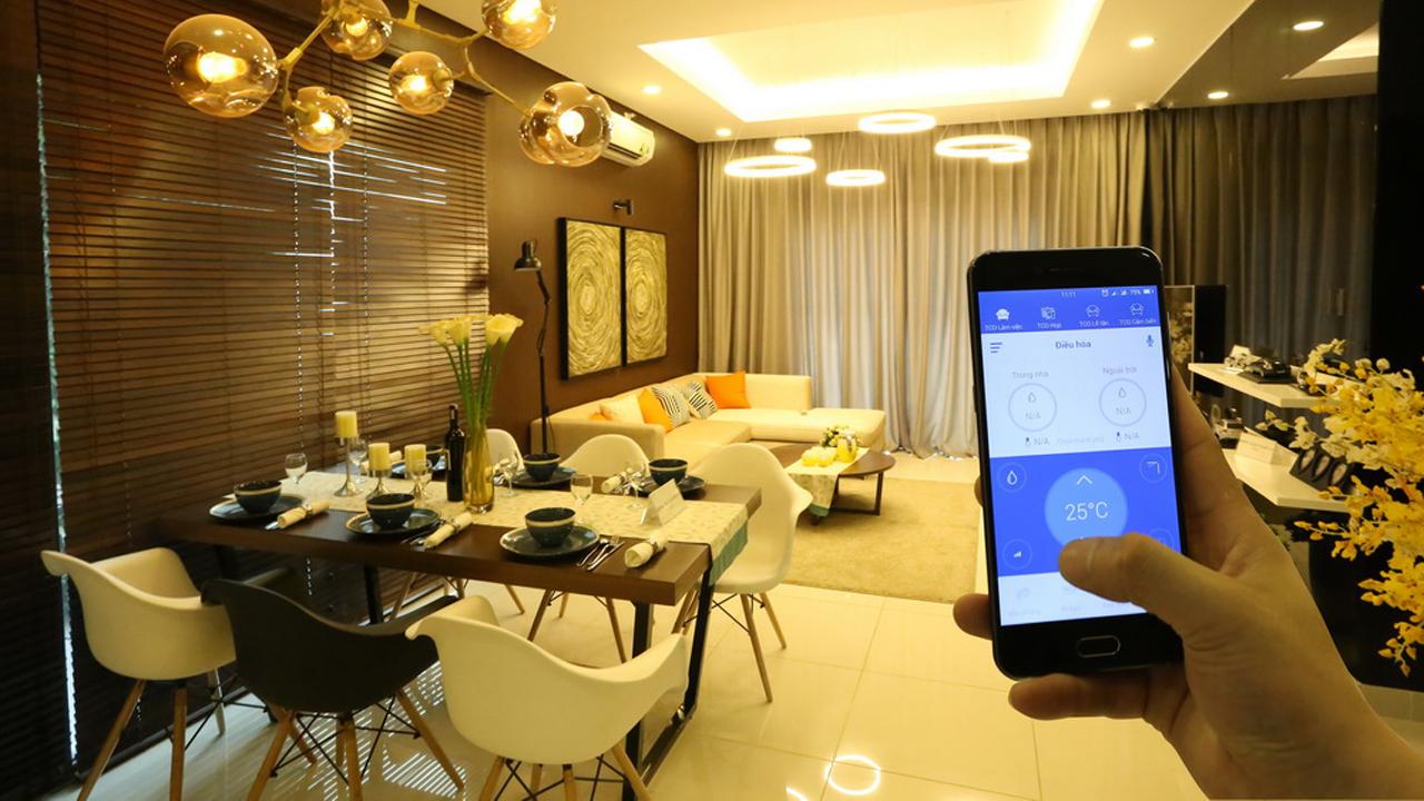 NhamauBkavSmartHome - Bkav ra mắt Nhà thông minh Bkav SmartHome thế hệ 2, giá từ 30 triệu đồng