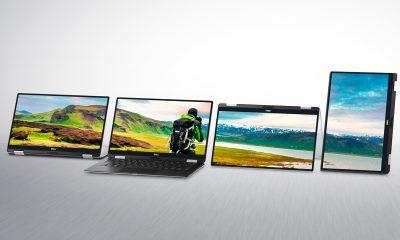 SP XPS13 2trong1 1 400x240 - Ấn tượng với loạt sản phẩm mới của Dell