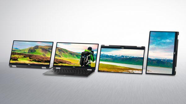 SP XPS13 2trong1 1 600x338 - Ấn tượng với loạt sản phẩm mới của Dell