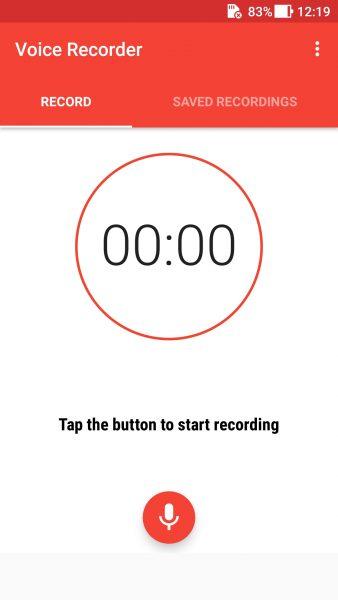 Screenshot 20171002 121941 338x600 - Ứng dụng ghi âm bí mật trên Android, tự sao lưu lên Google Drive