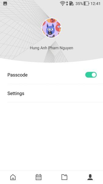 Screenshot 20171003 124132 338x600 - Những tiện ích ghi chú hay cho Android (P.2)