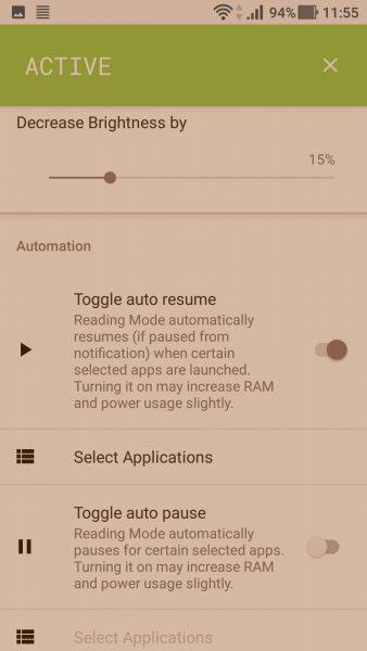 Screenshot 20171015 115539 338x600 - Các ứng dụng lọc ánh sáng xanh hay, miễn phí trên Android (P.2)