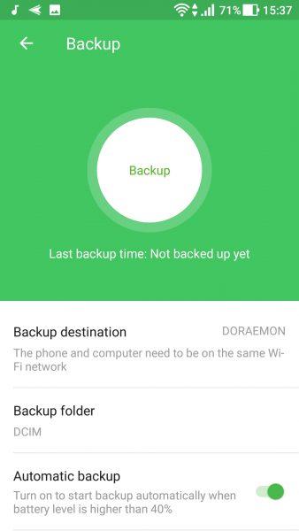 Screenshot 20171018 153725 338x600 - Cách dùng Airdroid cho iPhone, ứng dụng vừa ra mắt trên App Store