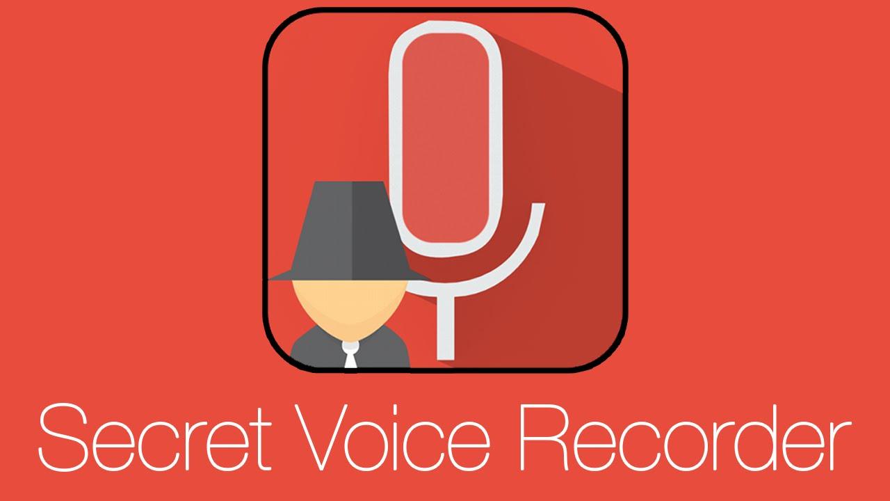 Secret Voice Recorder - Ứng dụng ghi âm bí mật trên Android, tự sao lưu lên Google Drive