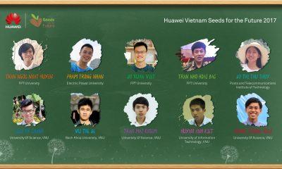 Vietnam Students list Seeds for the Future 2017 400x240 - 10 sinh viên ưu tú được nhận Học bổng Hạt giống Viễn thông Tương lai 2017 của Huawei