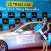 """Vivo TGDD Promotion 100x100 - Trao giải chương trình """"Sắm Vivo – Trúng Mercedes"""""""