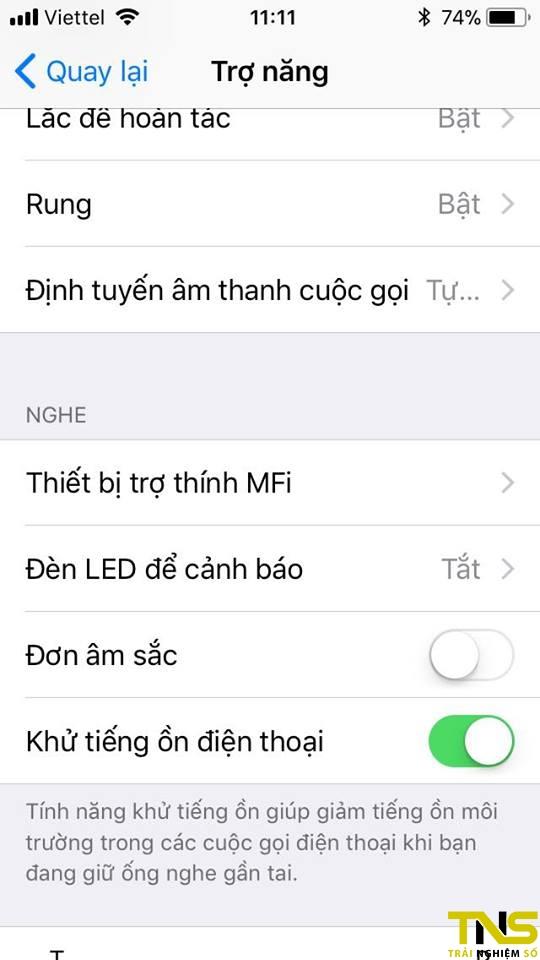 bat flash iphone - Cách cài đèn flash khi có cuộc gọi đến trên iOS và Android