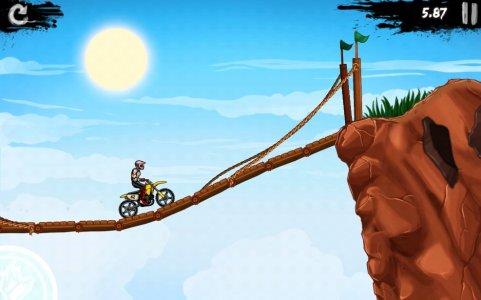 bike rivals 1 - Game mobile hay: Bike Rivals