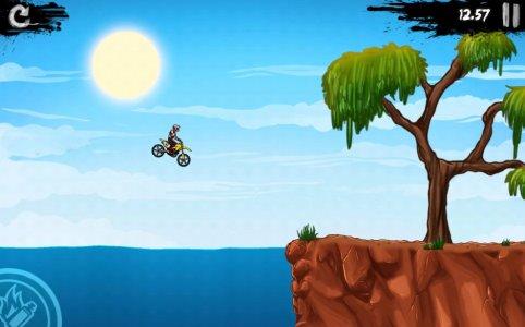 bike rivals 4 - Game mobile hay: Bike Rivals