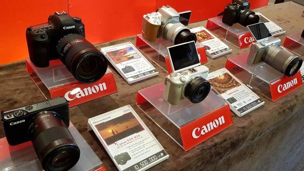Sắp diễn ra sự kiện Canon EXPO 2017 tại TP.HCM