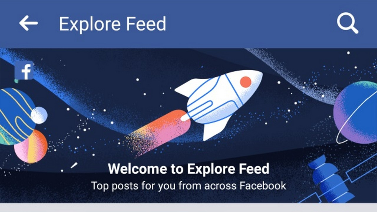 facebook explorer feed featured - Facebook Explore Feed là gì?