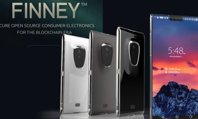 finney 400x240 - Smartphone blockchain là gì?