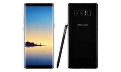galaxynote8 400x240 - Note 8 hở sáng viền màn hình là đặc tính của màn hình cong?