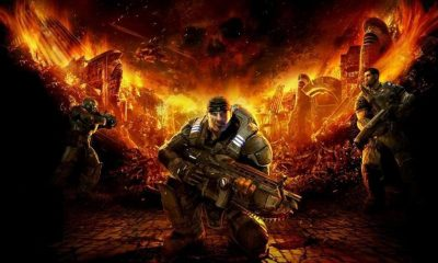 gears of war featured 400x240 - Game cũ mà hay: Gears of War