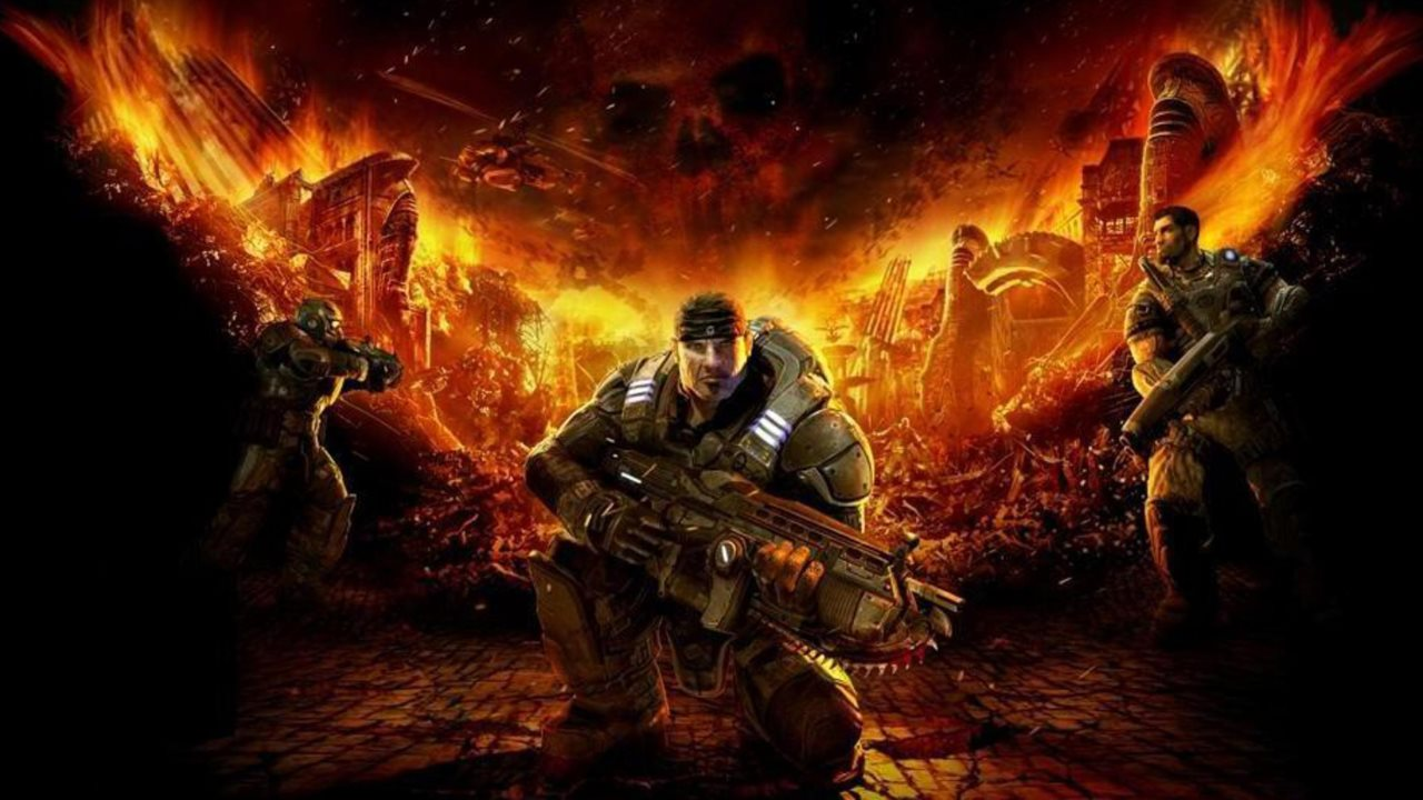 gears of war featured - Game cũ mà hay: Gears of War