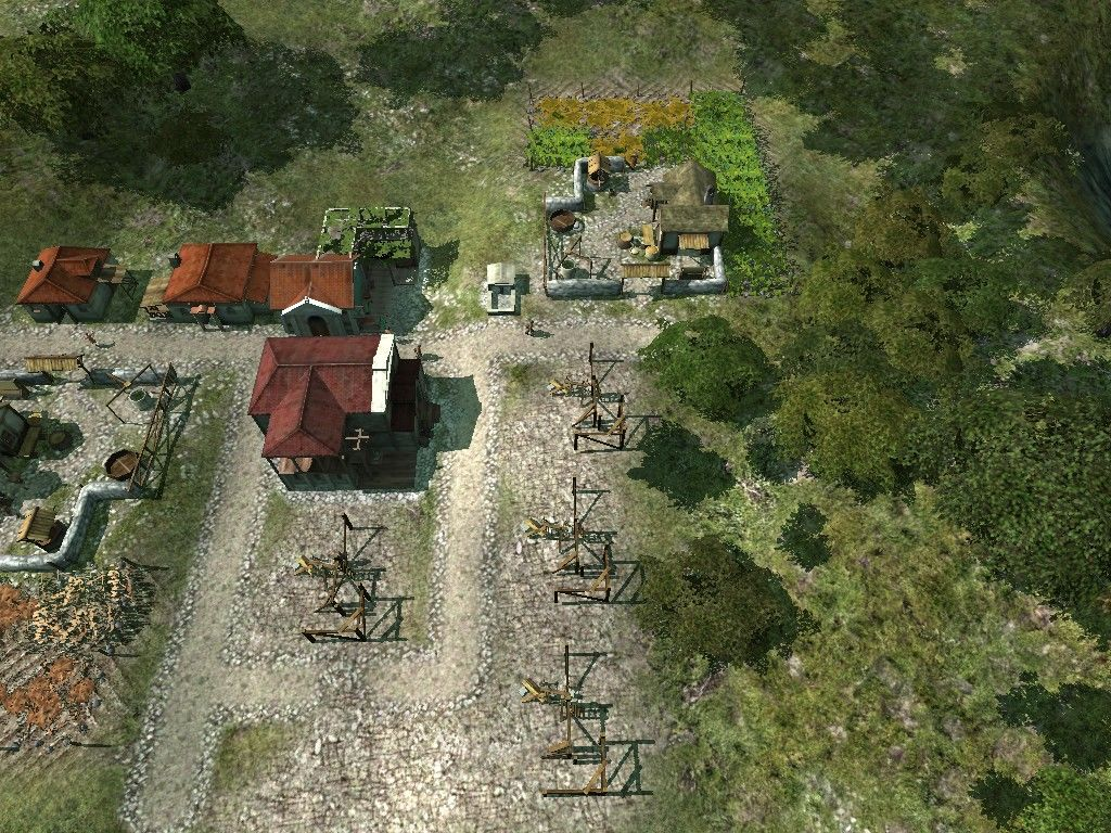 glory of the roman empire 1 - Game cũ mà hay: Glory of the Roman Empire