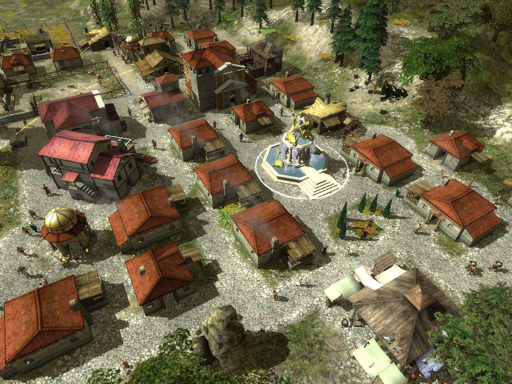 glory of the roman empire 5 - Game cũ mà hay: Glory of the Roman Empire