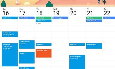 google calendar featured 400x240 - Cách bật giao diện Google Calendar mới