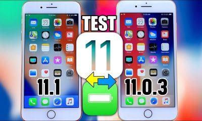 ios 11 so sanh 400x240 - So sánh thời lượng pin iOS 11.1 và iOS 11.0.3