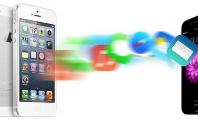 iphone to iphone featured 400x240 - Ứng dụng sao chép dữ liệu iPhone đang miễn phí, giá gốc 19,95USD