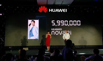 """nova 2i 400x240 - HUAWEI nova 2i: """"át chủ bài"""" tầm trung, màn hình tràn viền, giá 5.99 triệu"""