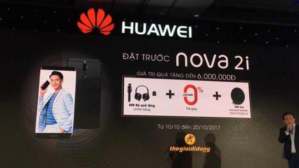 """nova 2i vn9 800x450 600x338 - HUAWEI nova 2i: """"át chủ bài"""" tầm trung, màn hình tràn viền, giá 5.99 triệu"""
