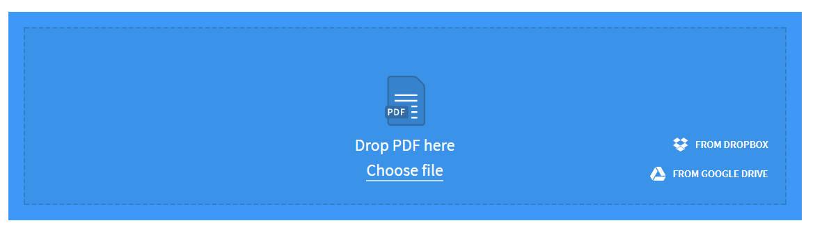 pdf to word converter 1 - Cách chuyển nhanh file PDF qua dạng Word trực tiếp trên trình duyệt