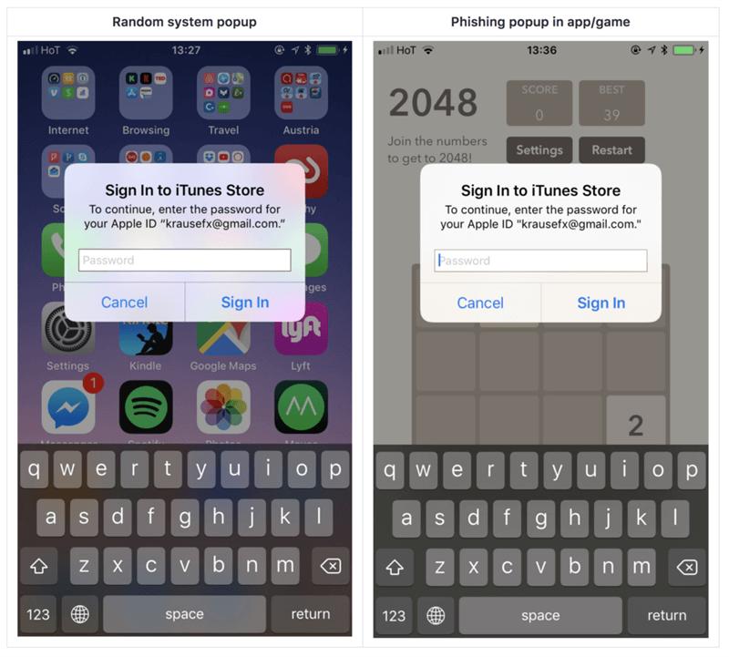 pop 2 - Cẩn thận lỗi bảo mật làm bạn có thể bị đánh cắp tài khoản ID Apple