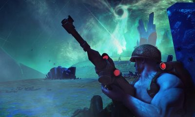 Rogue Trooper Redux game review