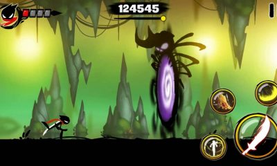 stickman revenge 3 free android featured 400x240 - Đang miễn phí game Stickman Revenge 3 - League of Heroes