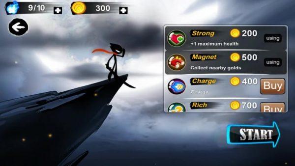 Stickman Revenge 3 screenshot