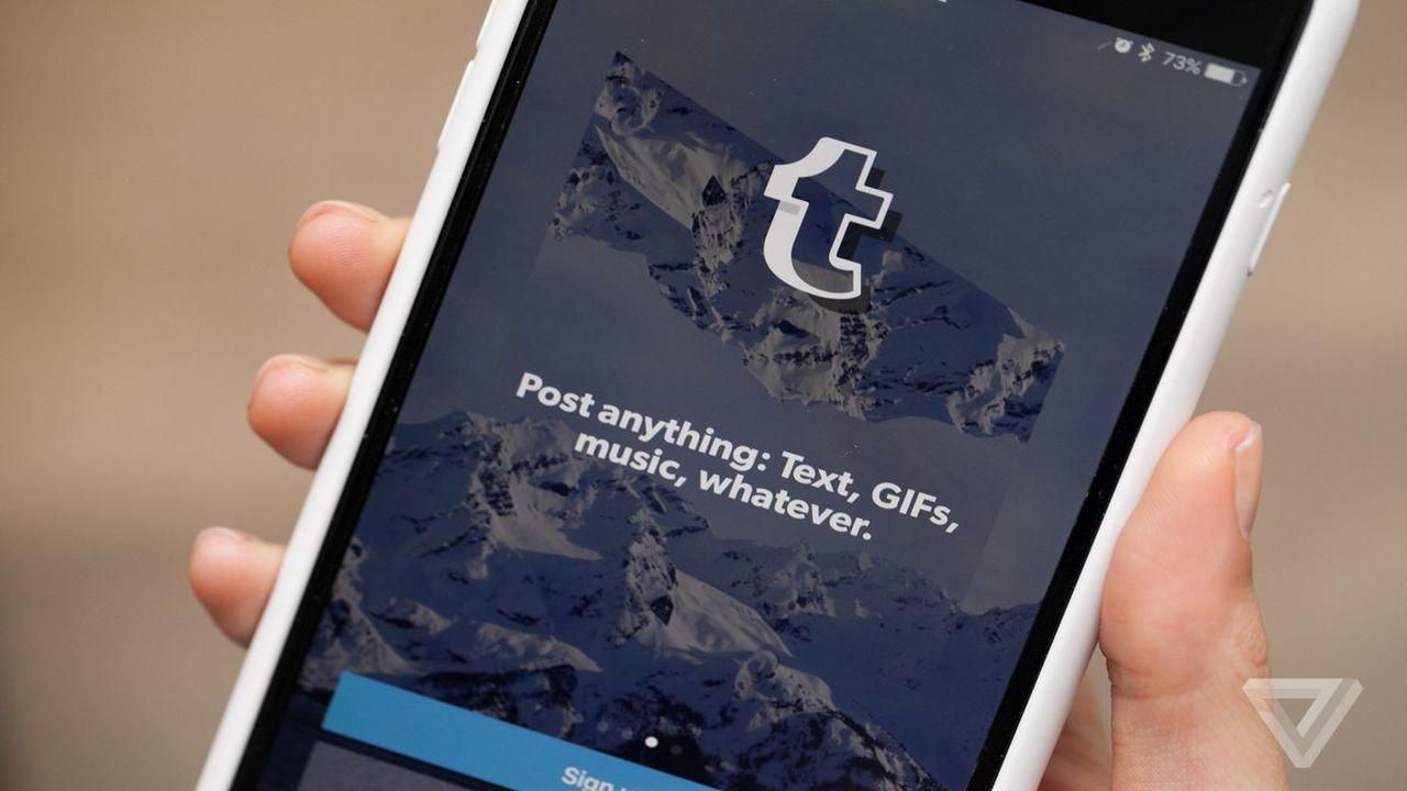 """tumblast 2 - Tumblast: Ứng dụng Windows 10 dành cho """"tín đồ"""" Tumblr"""