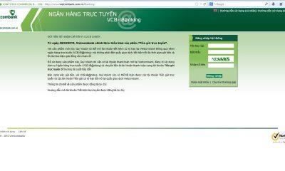 vietcombank featured 400x240 - Cách dùng Vietcombank chuyển tiền liên ngân hàng nhận ngay