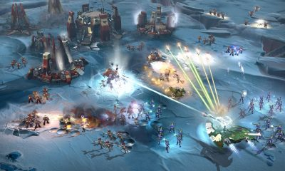 Warhammer 40000: Dawn of War III game review