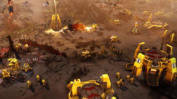 Warhammer 40000: Dawn of War III screenshot