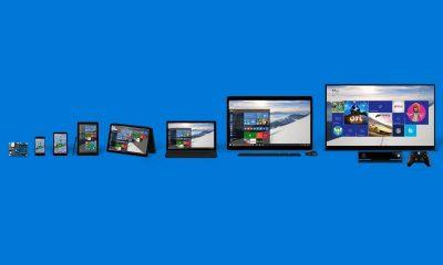 Windows 10 platform