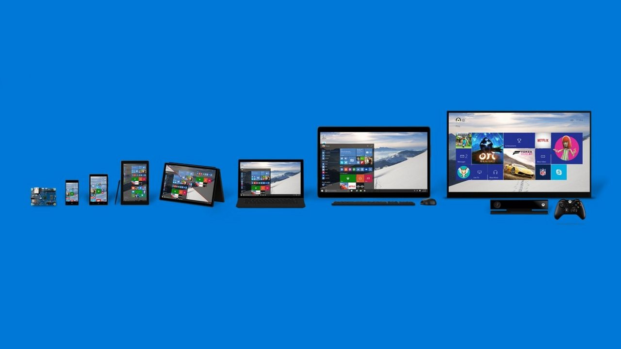 Windows 10 platform
