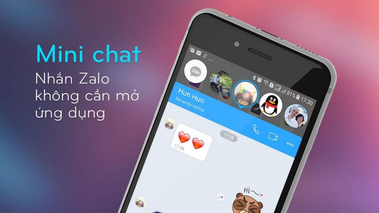zalo mini chat - Zalo Mini chat là gì?