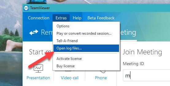 khắc phục lỗi TeamViewer hết hạn