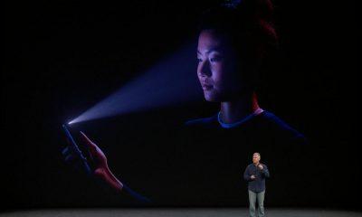 """Face ID iPhone X 400x240 - """"Face ID"""" sẽ có trên smartphone Xiaomi và OPPO năm 2018"""