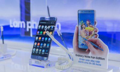 Galaxy Note FE 400x240 - Galaxy Note Fan Edition chính thức lên kệ, giá 13,99 triệu đồng