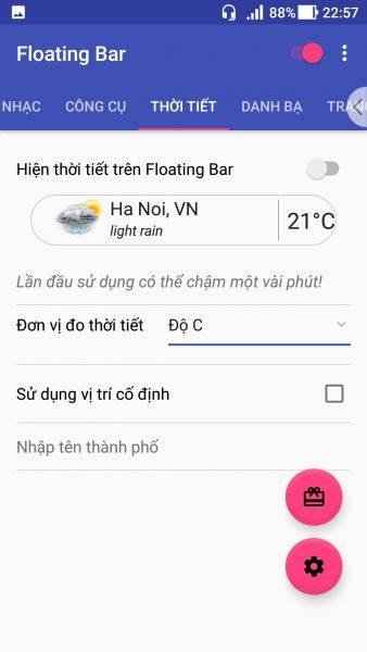 Screenshot 20171122 225730 338x600 - Mang thanh công cụ nổi Floating Bar của LG V30 lên các thiết bị Android khác