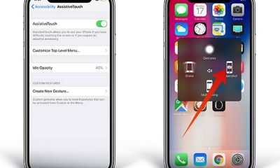 "assistivetouch iphone x featured 400x240 - Cách ""bổ sung"" lại nút Home lên iPhone X"