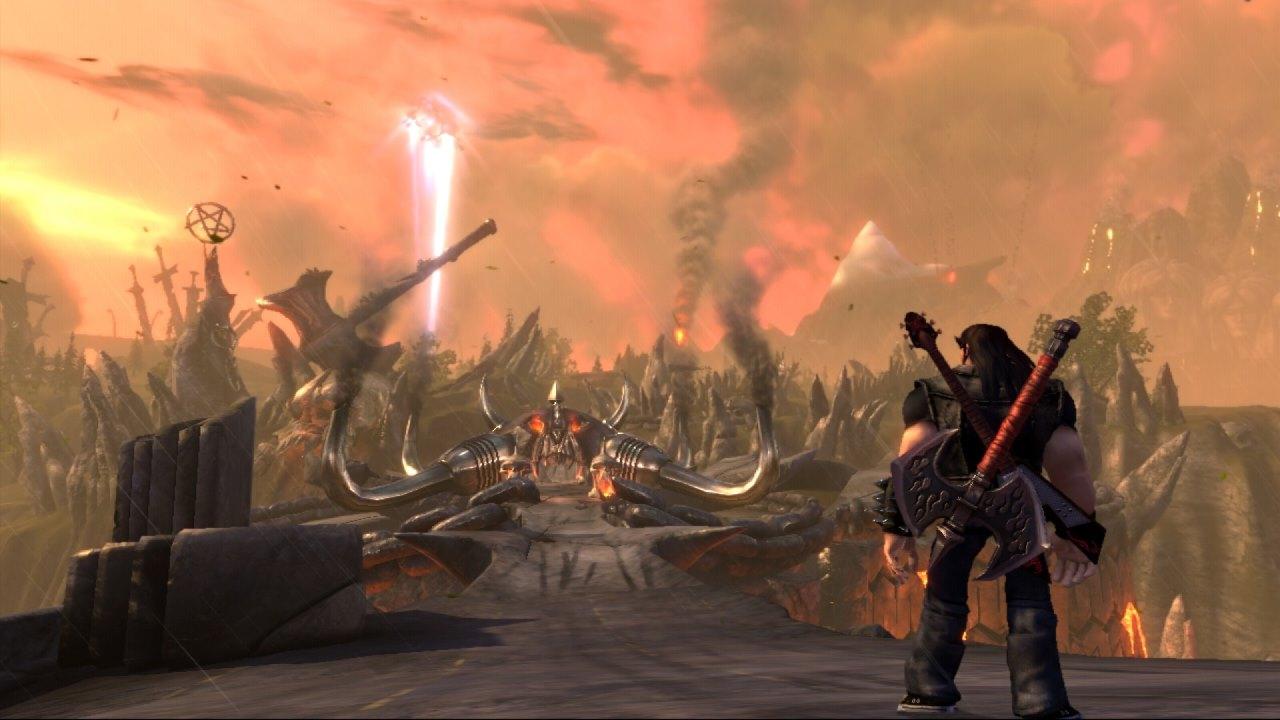 Brütal Legend screenshot