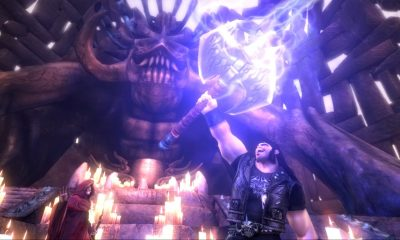 Brutal Legend game review
