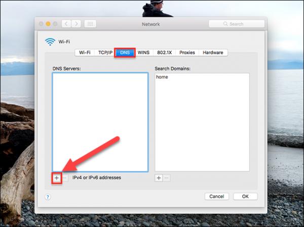 dns mac 2 600x448 - Quad9 DNS: dịch vụ miễn phí mới giúp bảo vệ sự riêng tư khi lướt web