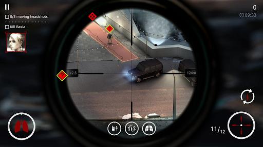 hitman sniper 1 - Tựa game bắn súng nổi tiếng Hitman Sniper đang miễn phí cho Android