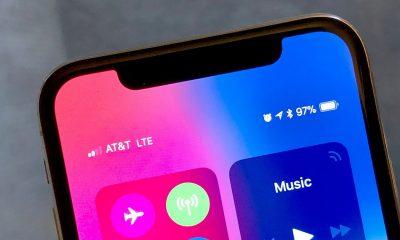iphone x battery percentage featured 400x240 - Cách xem phần trăm pin trên iPhone X