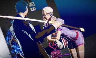 Killer is Dead - Nightmare Edition screenshot