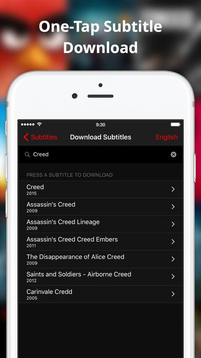 proplayer 3 - Miễn phí ứng dụng xem phim trên iOS cực hay ProPlayer, giá gốc 7,99USD
